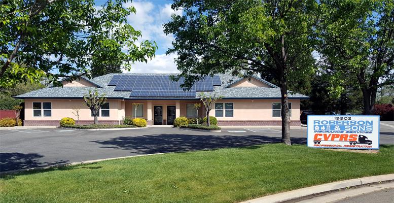 Roberson Building